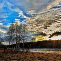 Восход :: Анатолий Иргл