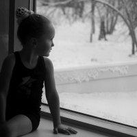 Гимнастка :: Светлана Бабенкова