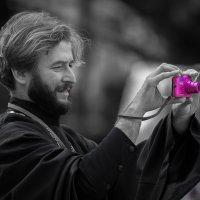Фотограф... :: Sergey Apinis