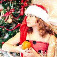 Запах Нового года :: Анастасия Колмакова