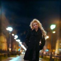Прогулка по Питеру :: Александра Кох