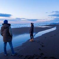 Камчатка. Встречая рассвет :: Dinur Nigmatullin