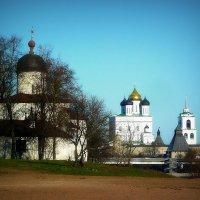 Псков. :: Светлана Агапова