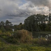 У реки Сундырка :: Владимир Макаров