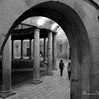 НОЧНЫЕ ПАЛОМНИКИ. В Альгамбре. Гранада. :: Виталий Половинко