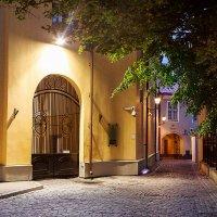 Таллин, ночная улица. Лето 2015г. :: Наталья Вендт Фотограф&Дизайнер