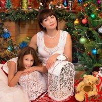 Новый год, семейный праздник. :: Райская птица Бородина