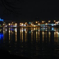 Огни родного города :: Дмитрий