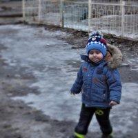 Дети - это завтрашние судьи наши. :: Наталья Александрова