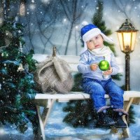Зимняя сказка :: Юлия