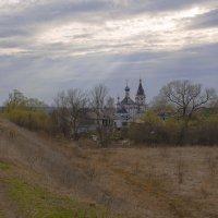 Этот синий апрель... :: Moscow.Salnikov Сальников Сергей Георгиевич