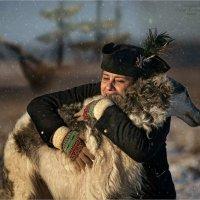 ...и падал первый снег...( ВОЗВРАЩЕНИЕ) :: Виктор Перякин