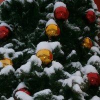 Новый Год как предчувствие.... :: Алёна Савина