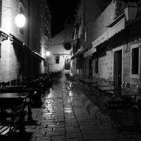 Опустевший город :: Мария Кондрашова