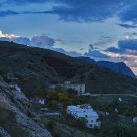 Вечер над Кефало-Вриси :: Игорь Кузьмин