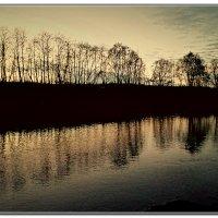 осенний закат :: ВладиМер