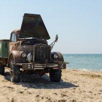 Старик и море :: Александр Ивашков