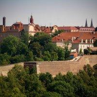 Вышеградская крепость (Прага) :: Олег Неугодников