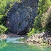 Зеленое озеро :: Наталья Губелева