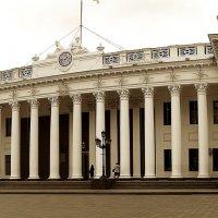 Одесская мэрия :: Александр Корчемный