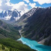 Шавлинское озеро :: Александр Скалозубов
