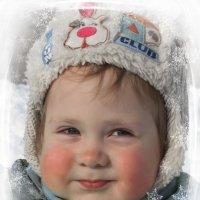 Ура! Пришла зима! :: Наталья Литвинчук