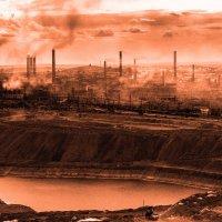 Промышленный пейзаж :: Евгения
