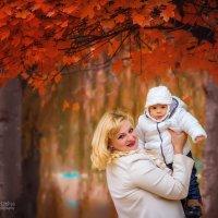 Первая осень... :: Криcтина Байрамкулова