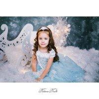 Снежная принцесса :: Tatiana Treide