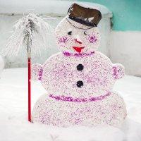 Снеговик :: Алексей Белик