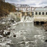 ГЭС Горный Алтай :: Наталья ***