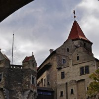 Чехия. Замок Пернштейн. :: Юрий Воронов