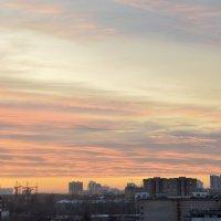 Московский рассвет 3 :: Ирина Н