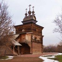 Церковь Георгия Победоносца в Коломенском. :: Владимир Болдырев
