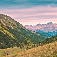 Горы Кавказа. :: Геннадий Оробей