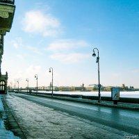 Дворцовая набережная :: Валерий Смирнов