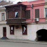 Балкончик :: Наталья Джикидзе (Берёзина)