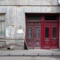 Соседи :: Наталья Джикидзе (Берёзина)
