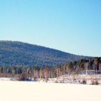 Зима в Сибири :: alemigun