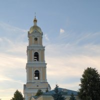 Колокольня Серафимо-Дивеевсого монастыря :: Ирина ***