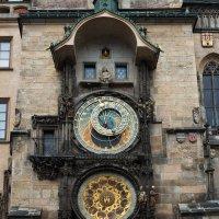 Часовая Башня Староместской Ратуши (Прага) #2 :: Олег Неугодников