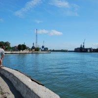 Военный порт в Балтийске :: Inessa ---