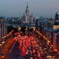 Москва... :: Ира Егорова :)))