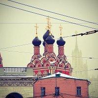 Храм Святителя Николая Чудотворца :: Сергей F