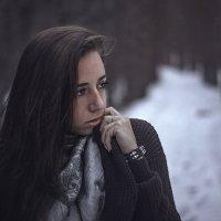 В тёмном лесу :: Андрей Черкесов