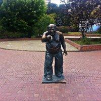 Скульптура, которой уже нет.:((( :: Валерия Комова