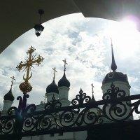Творожковский монастырь. :: Светлана Агапова