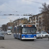 Троллейбус ВМЗ-62151 :: Денис Змеев