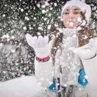 Зимняя Татьяна :: Pavel Lomakin