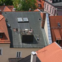 ....который живёт на крыше :: Walter